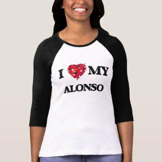 I love my Alonso T Shirts