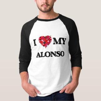 I love my Alonso Tshirts