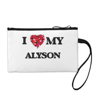 I love my Alyson Coin Wallets