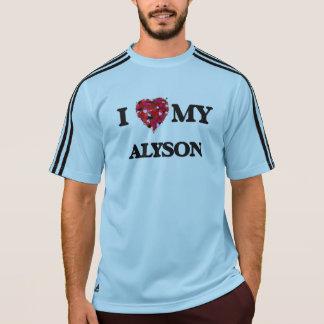 I love my Alyson Tee Shirt