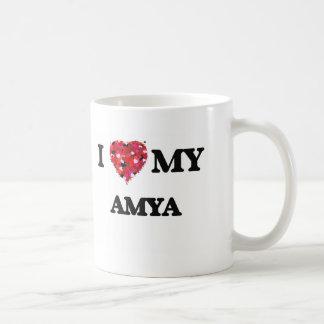 I love my Amya Basic White Mug