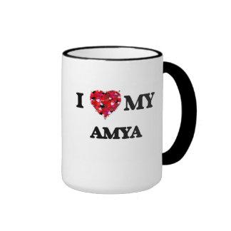 I love my Amya Ringer Mug