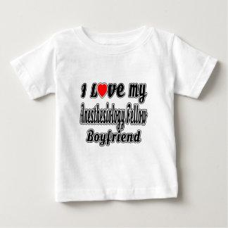I love my Anaesthesiology Fellow Boyfriend T-shirts