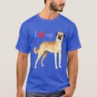 I Love my Anatolian Shepherd T-Shirt