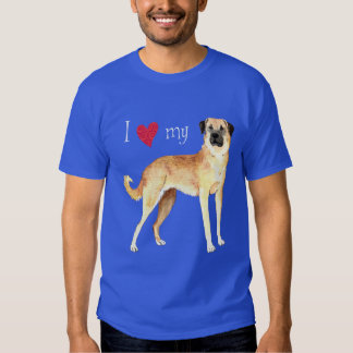 I Love my Anatolian Shepherd T-shirts