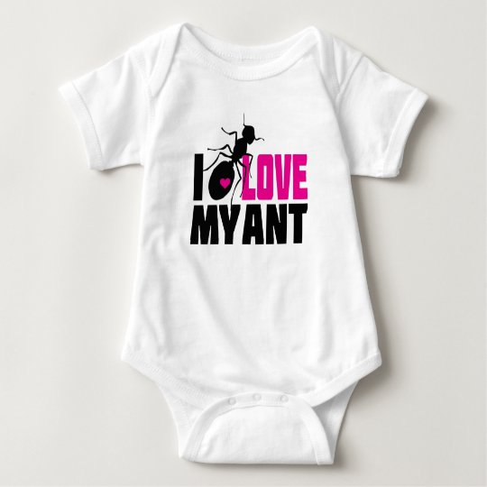 I love my ant (aunt) - funny baby