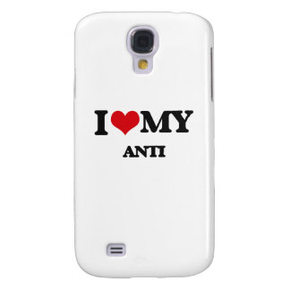 I Love My ANTI Galaxy S4 Cases