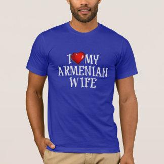i Love My Armenian Wife T-Shirt