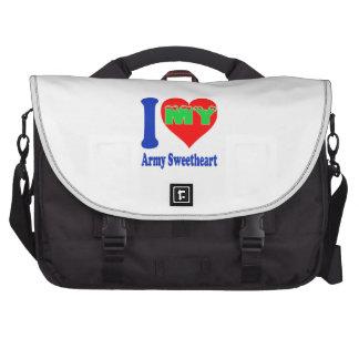 I love my Army Sweetheart. Computer Bag