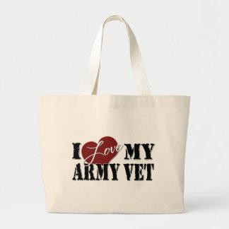 I love My Army Vet Bags