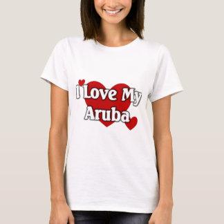 I love my aruba T-Shirt
