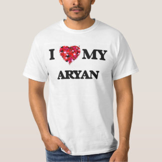 I love my Aryan Tshirts