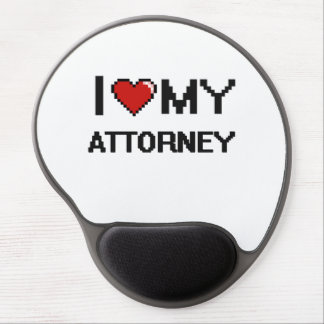 I love my Attorney Gel Mouse Pad