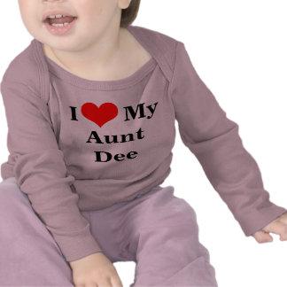 I Love My Aunt Bodysuits