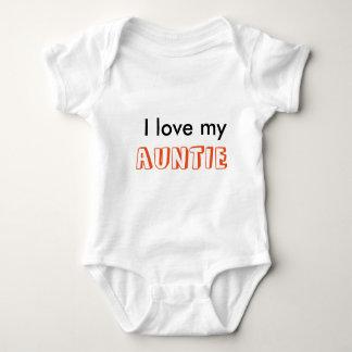 I love my Auntie Baby Bodysuit