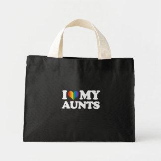 I Love My Aunts - Bags