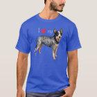 I Love my Australian Cattle Dog T-Shirt
