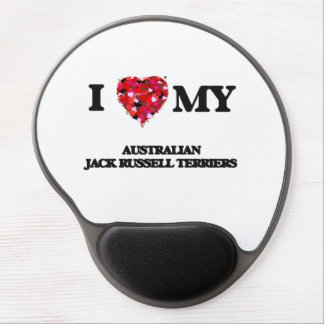 I love my Australian Jack Russell Terriers Gel Mouse Pad