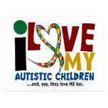 I Love My Autistic Children 2 AUTISM AWARENESS