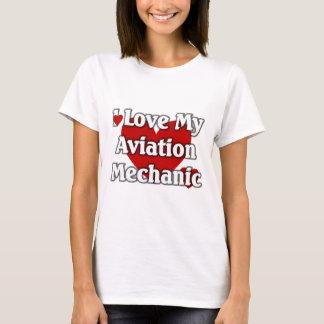 I love my Aviation Mechanic T-Shirt