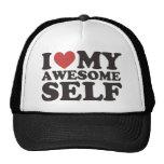 I Love My Awesome Self Cap