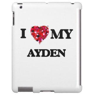 I love my Ayden iPad Case