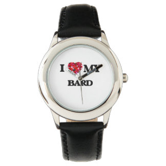I love my Bard Watches