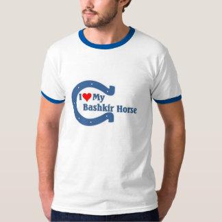 I love my bashkir horse tee shirts