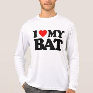 I LOVE MY BAT T-SHIRT