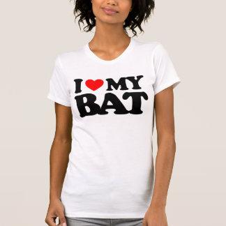 I LOVE MY BAT TEE SHIRTS
