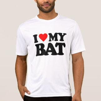 I LOVE MY BAT TSHIRT