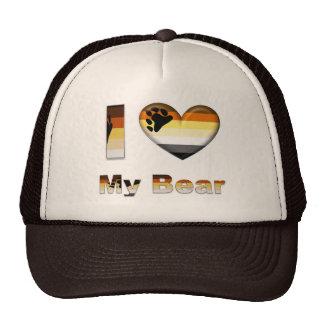 I Love My Bear / Cub Cap