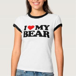 I LOVE MY BEAR T-Shirt