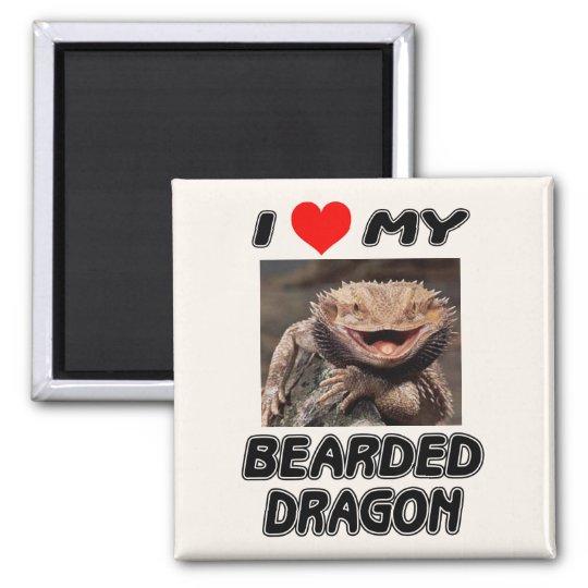 I LOVE MY BEARDED DRAGON - ADD YOUR