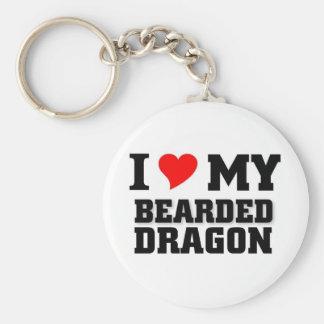 I love my Bearded Dragon Key Ring