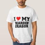 I love my Bearded Dragon Tshirt