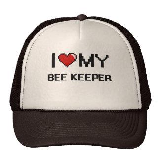 I love my Bee Keeper Trucker Hat