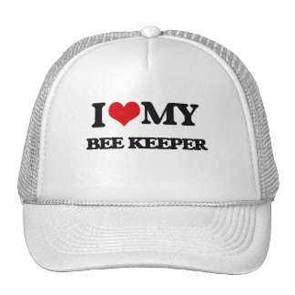 I love my Bee Keeper Mesh Hat