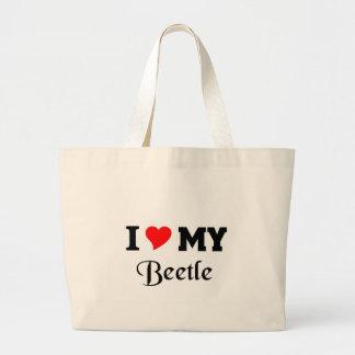 I love my Beetle Jumbo Tote Bag