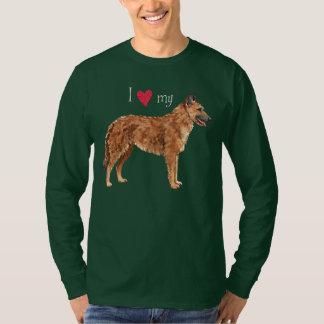 I Love my Belgian Laekenois T-Shirt