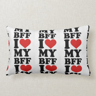 ***I LOVE MY BFF*** PILLOW