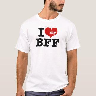 I Love My BFF T-Shirt