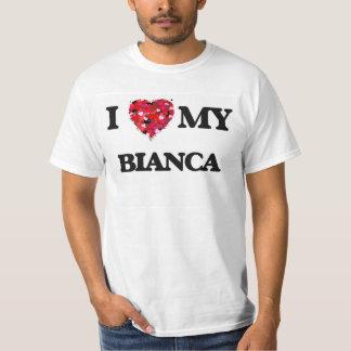 I love my Bianca T-Shirt