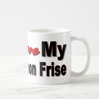 I  Love My Bichon Frise Coffee Mug