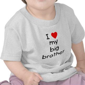 I Love My Big Brother Shirts