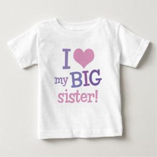 I Love My Big Sister Shirt
