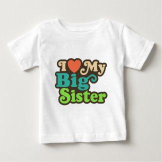 I Love My Big Sister Tshirts