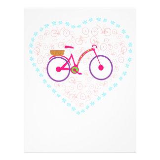I Love My Bike Flyer
