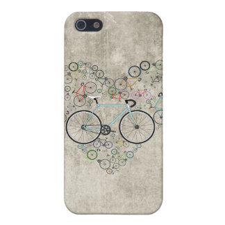 I Love My Bike iPhone 5 Cases