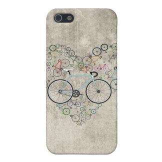 I Love My Bike iPhone 5 Cover